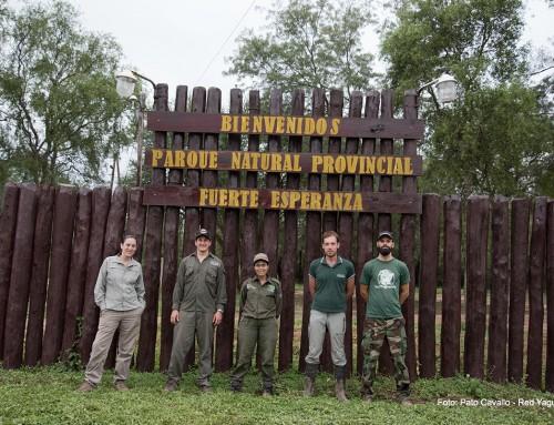 Relevamiento diagnóstico de los Parques Provinciales Fuerte Esperanza y Loro hablador, en el Impenetrable Chaqueño.