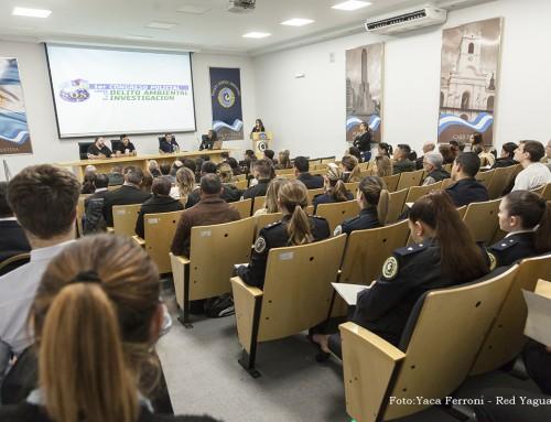 1er Congreso Policial sobre el Delito Ambiental y su Investigación.